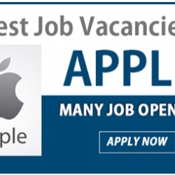 Apply for Latest Job Vacancies in Apple