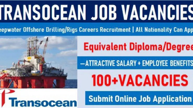 Apply for Transocean Careers | Exciting Job Vacancy Openings